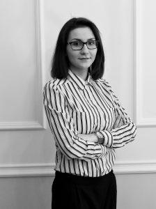 Trainee attorney Magdalena Osińska